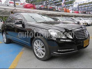 Mercedes Benz Clase E 350 Aut usado (2013) color Negro precio $82.900.000