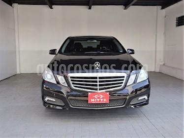 Foto venta Auto usado Mercedes Benz Clase E 350 CGI Avantgarde (2010) color Negro precio $257,000