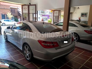 Foto venta Auto usado Mercedes Benz Clase E 350 Coupe Sport (2012) color Gris Claro precio $1.600.000