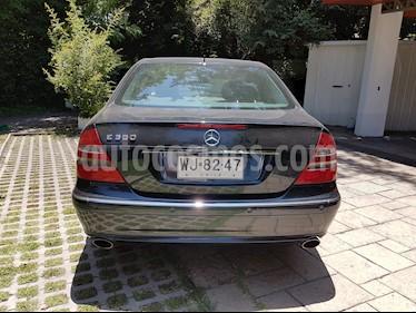 Foto venta Auto usado Mercedes Benz Clase E 350 e (2007) color Azul precio $7.000.000
