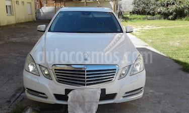 Foto venta Auto usado Mercedes Benz Clase E 350 Elegance (2012) color Blanco precio u$s35.000