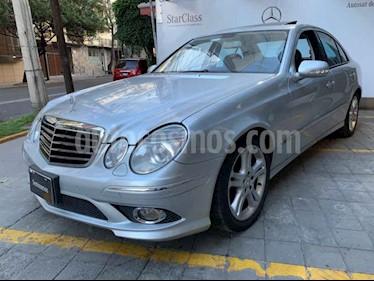 Foto Mercedes Benz Clase E 350 Elegance usado (2011) color Plata precio $180,000