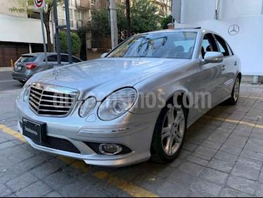 Foto Mercedes Benz Clase E 350 Elegance usado (2007) color Plata precio $180,000