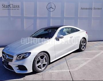 Foto venta Auto usado Mercedes Benz Clase E 400 4MATIC Exclusive (2018) color Plata precio $949,900