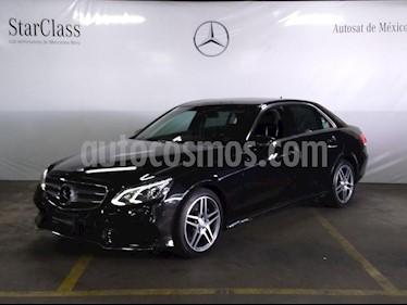 Foto Mercedes Benz Clase E 400 CGI Sport usado (2014) color Negro precio $439,000