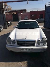 Mercedes Benz Clase E 430 usado (2000) color Blanco precio $10.490.000