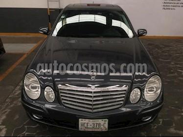 Foto venta Auto usado Mercedes Benz Clase E 4p E 350 Elegance (2009) color Gris precio $179,900