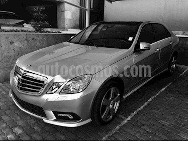 Foto venta Auto usado Mercedes Benz Clase E 500 Avantgarde Distronic Plus (2011) color Plata Iridio precio $370,000