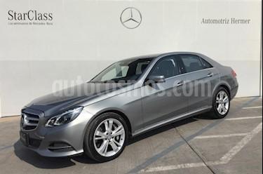 Foto venta Auto usado Mercedes Benz Clase E 500 Guard (2014) color Gris precio $949,900
