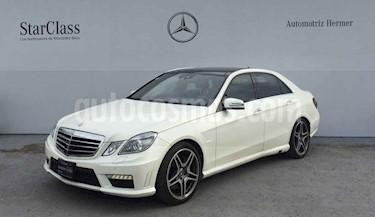 Foto Mercedes Benz Clase E 63 AMG usado (2012) color Blanco precio $584,900