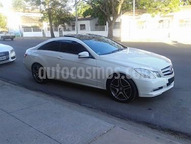 Mercedes Benz Clase E 350 Elegance Coupe usado (2011) color Blanco precio $1.950.000