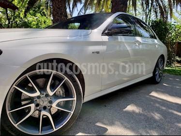 Mercedes Benz Clase E 63 AMG usado (2018) color Blanco precio $49.990.000