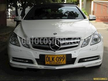 Mercedes Benz Clase E 200 CGI usado (2012) color Blanco precio $51.000.000