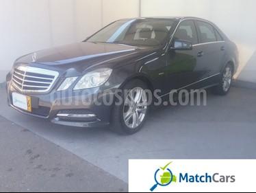 Mercedes Benz Clase E 250 Aut CGi  usado (2012) color Gris Tenorita precio $73.790.000
