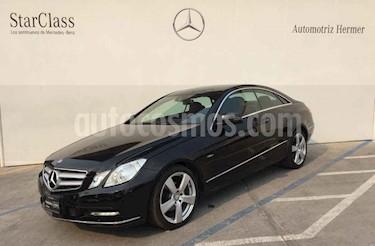 Foto venta Auto usado Mercedes Benz Clase E Coupe 250 CGI (2012) color Negro precio $305,900