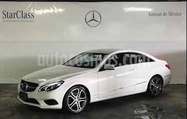 Foto venta Auto usado Mercedes Benz Clase E Coupe 250 CGI (2014) color Blanco precio $369,000