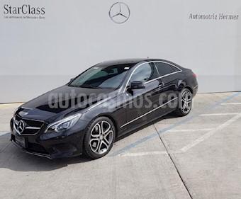 Foto venta Auto usado Mercedes Benz Clase E Coupe 250 CGI (2015) color Negro precio $399,900