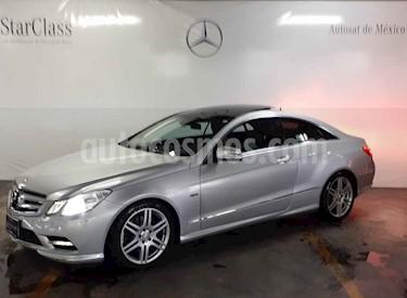 Foto Mercedes Benz Clase E Coupe 350 CGI usado (2012) color Blanco precio $319,000