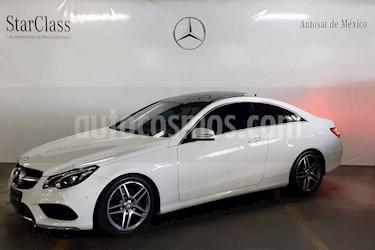 Foto venta Auto usado Mercedes Benz Clase E Coupe 400 CGI (2014) color Blanco precio $449,000