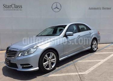 Foto venta Auto usado Mercedes Benz Clase E Coupe 500 CGI (2013) color Plata precio $808,900