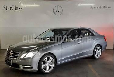 Mercedes Benz Clase E Coupe 500 CGI usado (2013) color Gris precio $649,000
