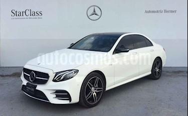 Mercedes Benz Clase E E 43 AMG 4Matic usado (2019) color Blanco precio $1,049,900