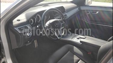 Mercedes Benz Clase E 250 CGI Avantgarde usado (2016) color Plata Iridio precio $389,000