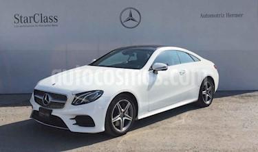 Mercedes Benz Clase E Coupe 400 CGI usado (2018) color Blanco precio $839,900