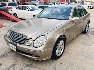 Mercedes Benz Clase E 320 Elegance  usado (2005) color Beige precio $129,000