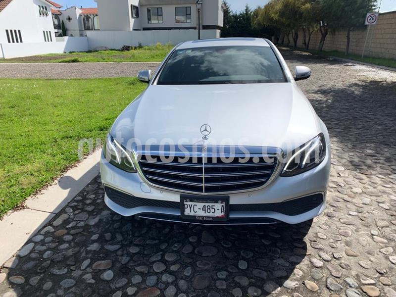 Mercedes Benz Clase E 200 CGI Avantgarde usado (2019) color Plata Iridio precio $670,000