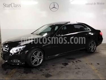 Mercedes Benz Clase E 250 Avantgarde usado (2014) color Negro precio $339,000