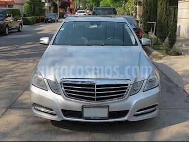 Mercedes Benz Clase E 300 Avantgarde usado (2011) color Gris precio $260,000