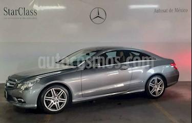 Mercedes Benz Clase E Coupe 350 CGI usado (2011) color Gris precio $299,000