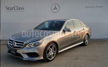 Mercedes Benz Clase E 400 CGI Sport usado (2014) color Gris precio $439,900