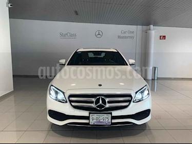 Mercedes Benz Clase E 200 CGI Avantgarde usado (2018) color Blanco precio $625,000