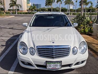 Mercedes Benz Clase E 280 Avantgarde usado (2007) color Blanco precio $160,000