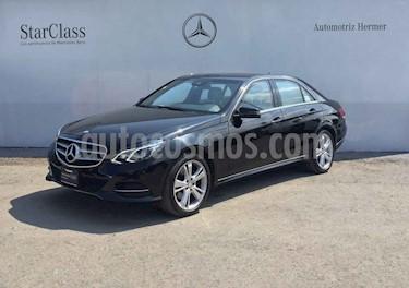 Mercedes Benz Clase E 4p 250 Guard VR4 L4/2.0/T Aut usado (2014) color Negro precio $699,900