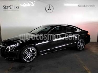 Mercedes Benz Clase E 2p E 250 Coupe L4/2.0/T Aut usado (2017) color Negro precio $579,000
