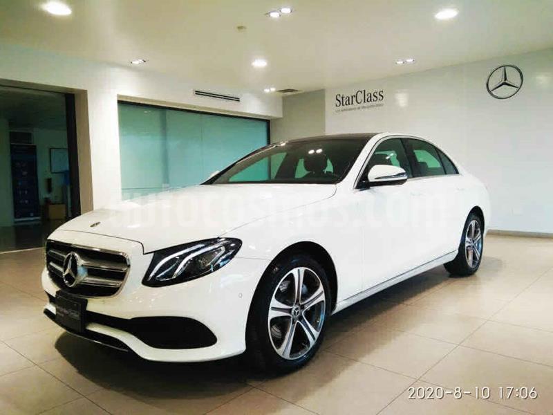 Mercedes Clase E 200 CGI Avantgarde usado (2020) color Blanco precio $844,000