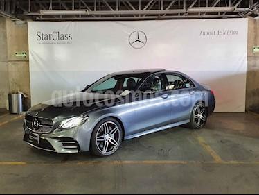 Mercedes Benz Clase E 4p E 43 AMG V6/3.0/T Aut usado (2019) color Dorado precio $1,049,000
