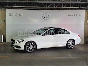 Mercedes Benz Clase E 250 Avantgarde usado (2018) color Blanco precio $619,000