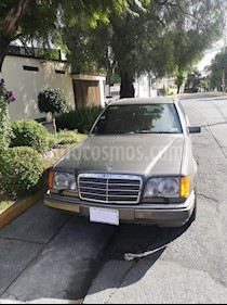 Mercedes Benz Clase E 420 Elegance usado (1994) color Gris precio $119,000