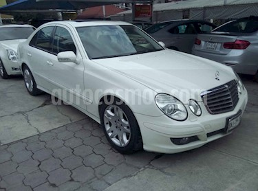 Mercedes Benz Clase E 280 Elegance usado (2008) color Blanco precio $189,900
