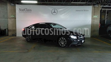 Mercedes Benz Clase E 2p E 300 Coupe L4/2.0/T Aut usado (2019) color Negro precio $769,000