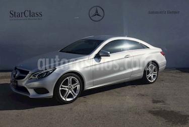 Mercedes Benz Clase E 2p E 250 Coupe L4/2.0/T Aut usado (2017) color Plata precio $489,900