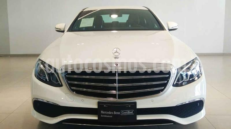Mercedes Benz Clase E 200 CGI Exclusive usado (2019) color Blanco precio $864,000