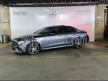 Mercedes Benz Clase E 4p E 43 AMG V6/3.0/T Aut usado (2018) color Gris precio $889,000