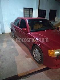 Mercedes Benz Clase E 190 E usado (1987) color Rojo precio BoF1.700