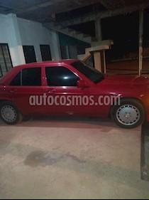 Mercedes Benz Clase E 190 E usado (1987) color Rojo precio BoF200