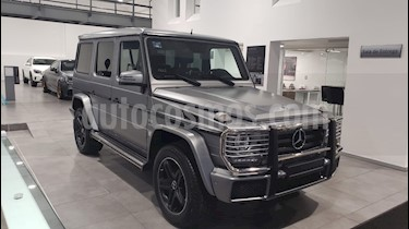 Foto Mercedes Benz Clase G 500 Limited Edition usado (2018) color Gris precio $2,500,000